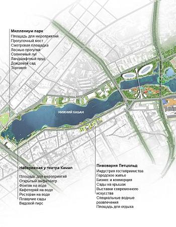 Миллениум парк Казань